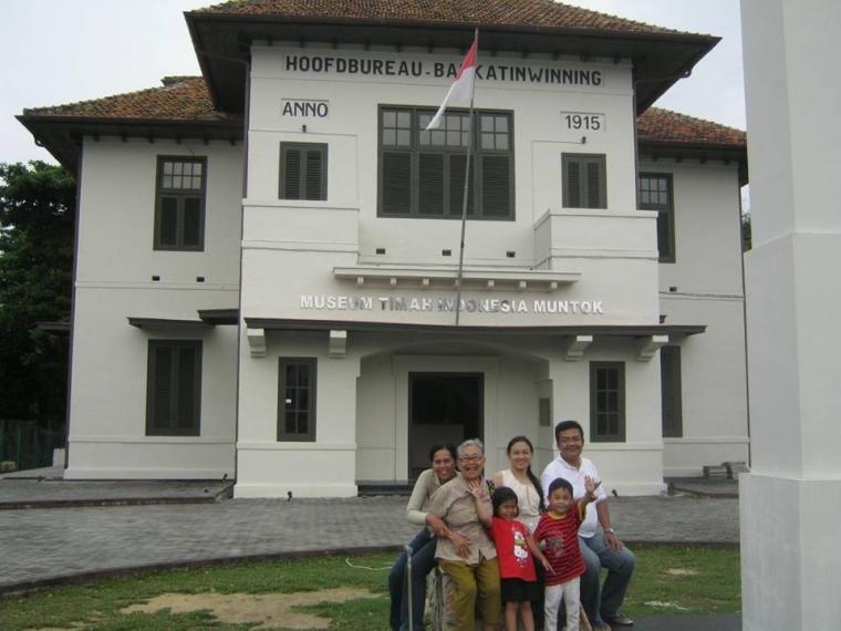 Sepucuk Surat untuk Bangunan Monumental di Muntok, Bangka