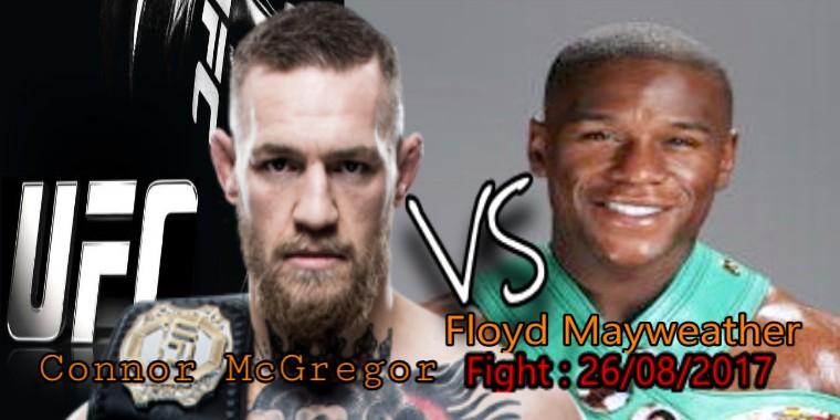"UFC vs Boxer : ""Big Fight"" Tahun Ini"