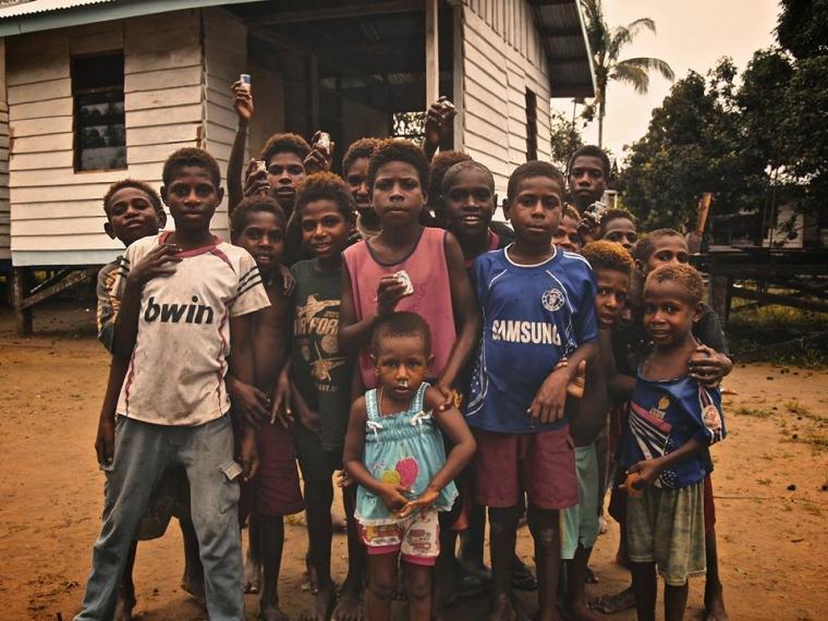 Anak-anak Asli Papua Adalah Pemimpin Masa Depan Bangsa Papua