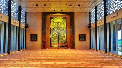 Masjid Namira, Pengobat Kerinduan Akan Keindahan