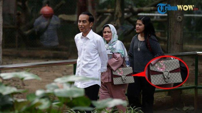 Jokowi Dipermalukan Istri dan Anak?