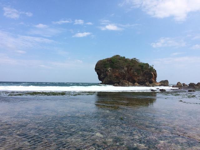 Pantai Joong Wok di Korea, Eh Jogjakarta