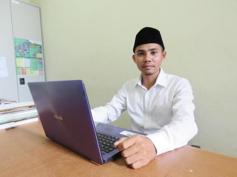 Peskam IAIN Bangun Karakter Islami Mahasiswa Baru