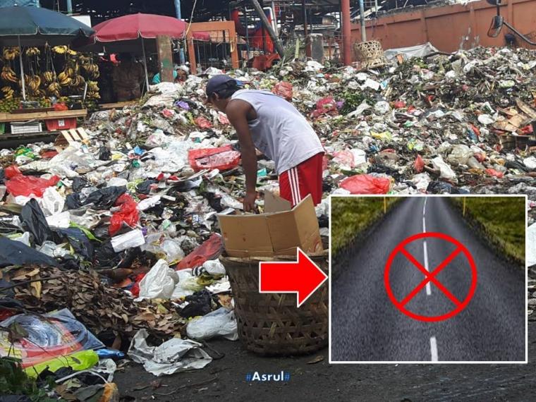 Rencana Aspal Jalan dari Sampah Plastik Perlu Ditinjau Ulang