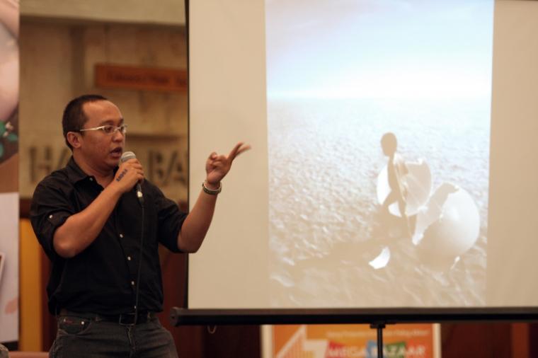 Terima Kasih Kristupa Saragih, Pemersatu Fotografer Indonesia