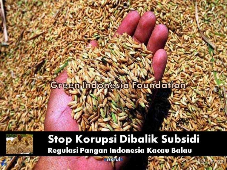 Stop Rugikan Petani di Balik Subsidi