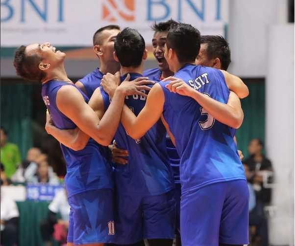 Menang Dramatis, Indonesia Tatap Semifinal Kejuaraan Asia 2017