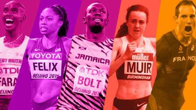5 Fakta Menarik di Kejuaraan Dunia Atletik, London 2017