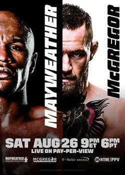 Mayweather vs McGregor Bisniskah? Atau Pure Olahraga?
