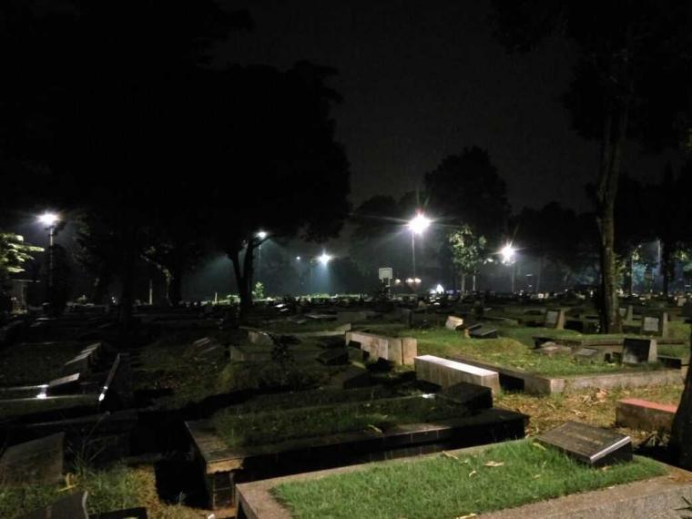 TPU Jeruk Purut yang Berubah Fungsi Jadi Tempat Wisata di Jakarta ...