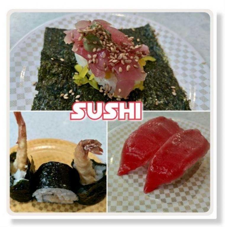 Yuk Kita Mengenal Lebih Jauh tentang Sushi!