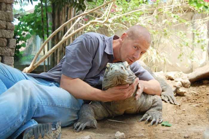 """Komodo Berpotensi sebagai Wisata """"Eco-medical"""" Terunik di Dunia"""