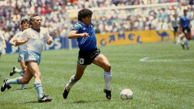 Inggris, Guru dan Musuh Sepak Bola Argentina