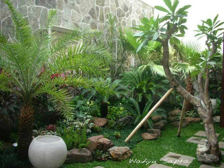Sebuah Taman Juga Butuh Kasih Sayang