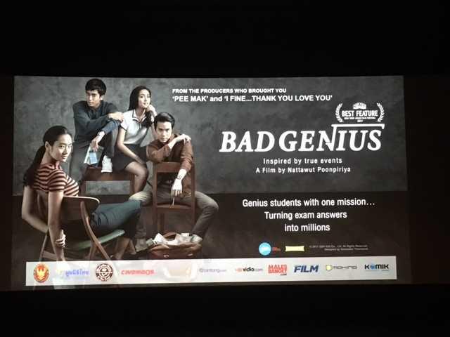 Seni Mencontek yang Inspiratif: Resensi Film Bad Genius