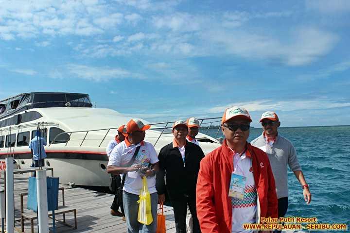 Pulau Putri Resort Wisata Pulau Seribu