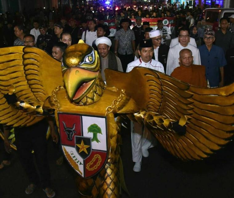 Purwakarta dalam Hembusan Nafas Garuda