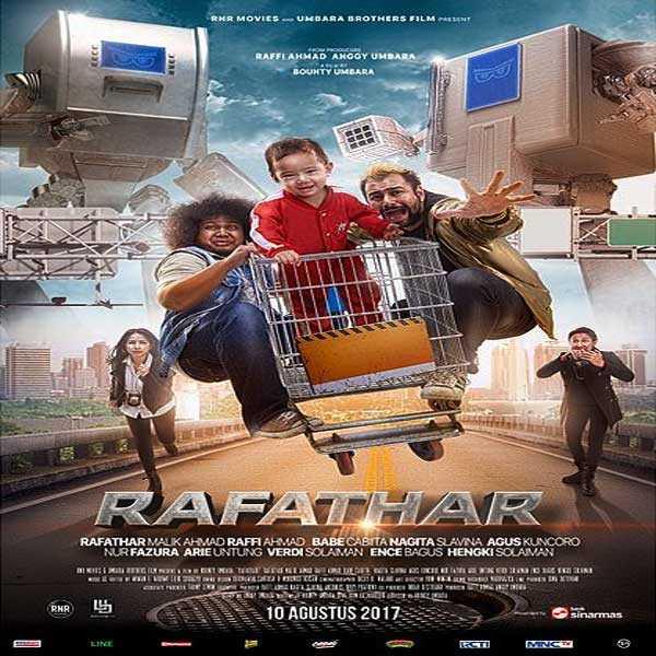RAFATHAR: Comedy Sci-Fi Pertama di Indonesia