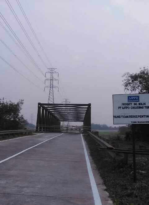 Jembatan Penghubung Diuji Coba, Akses Mudah Nostalgia Sop Janda