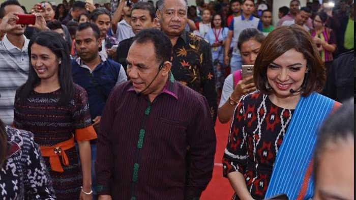 "Najwa Shihab: ""Sonde Percaya Ko Beta Ada di Kupang"""
