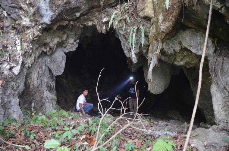 Temuan Fosil di Gua Lida Ajer Sumatera Barat Menentukan Sejarah