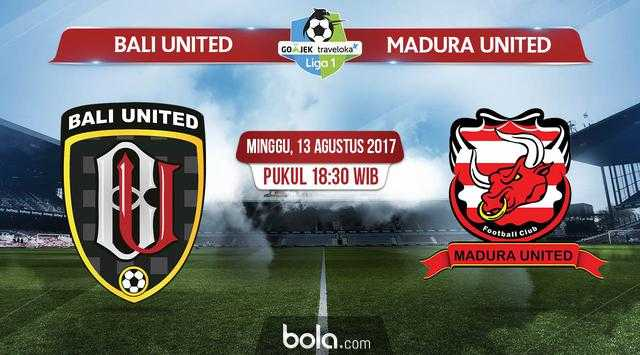 Bali United Pecundangi MU dan Kudeta Puncak Klasemen Liga 1