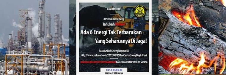 Barang Tambang Termasuk Sumber Daya Alam Tidak Dapat ...