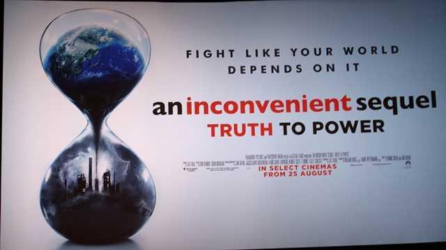 Al Gore, Film dan Krisis Iklim