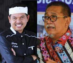 Pilgub Jabar 2018: Pertarungan Dua Calon Gubernur