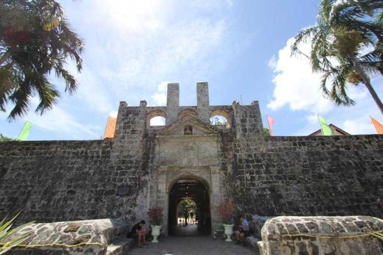 Jejak Kemasyuran Indonesia dalam Fort San Pedro di Filipina