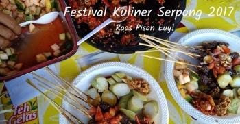 Yuk Jajan Aneka Kuliner Unik Asal Bandung Di Festival