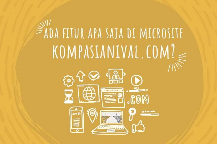 Telusuri Halaman Microsite Kompasianival 2017!
