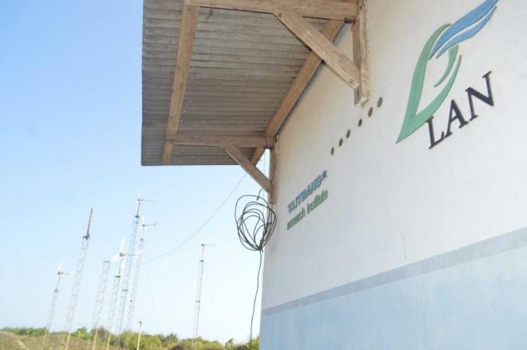LAN, Inkubator Riset Listrik Tenaga Angin di Pelosok Tasikmalaya