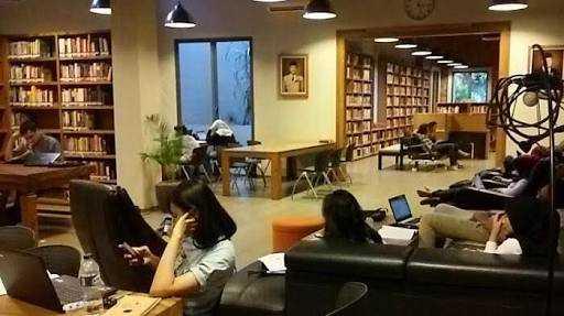 Perpustakaan Umum Modern untuk Menumbuhkan Minat Baca
