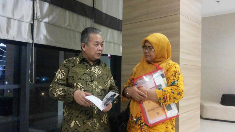 SMK Berduka, Selamat Jalan Pak Mustagfirin Amin