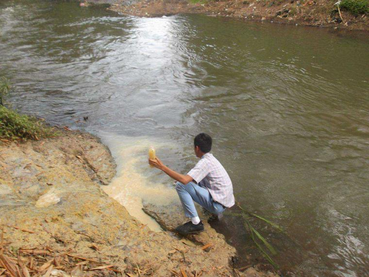 Pelajar SMP Olah Limbah yang Cemari Sungai Jadi Bioetanol