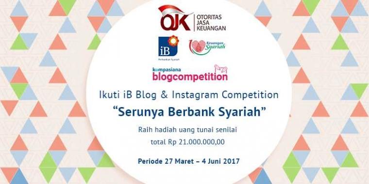 Inilah Pemenang iB Blog Competition dan iB Instagram Competition