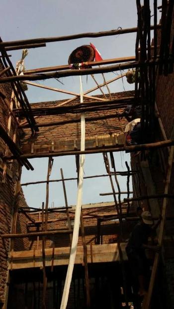 Tradisi Jawa Tasyakuran Membangun Rumah Munggah Molo