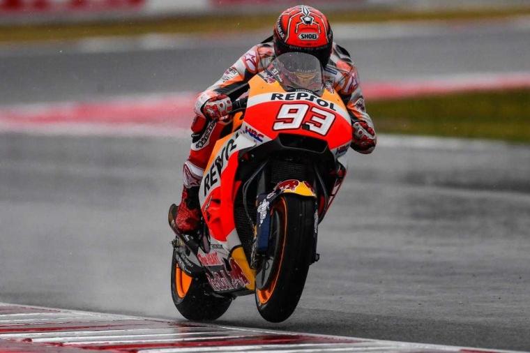 Marc Marquez Juara MotoGP Misano