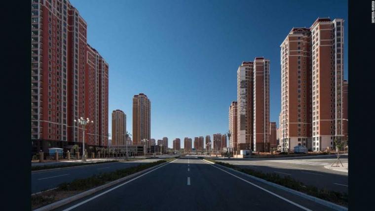 Meikarta dan Fenomena Kota Hantu di China