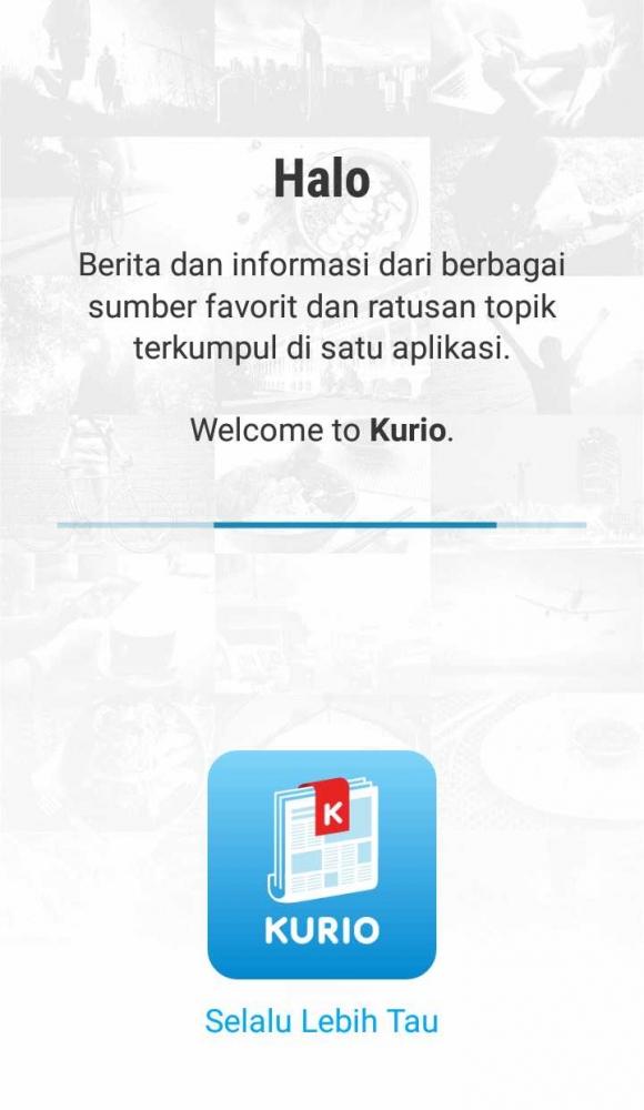 Lengkapi Gaya Hidupmu dengan Aplikasi Kurio
