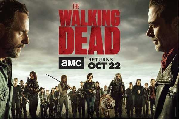 Menantikan The Walking Dead Musim Ke-8