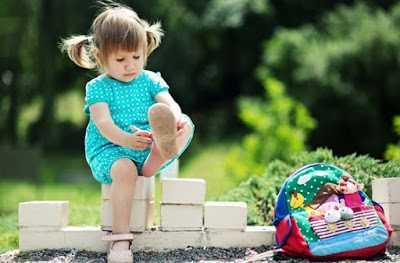 Membangun Kemandirian Anak