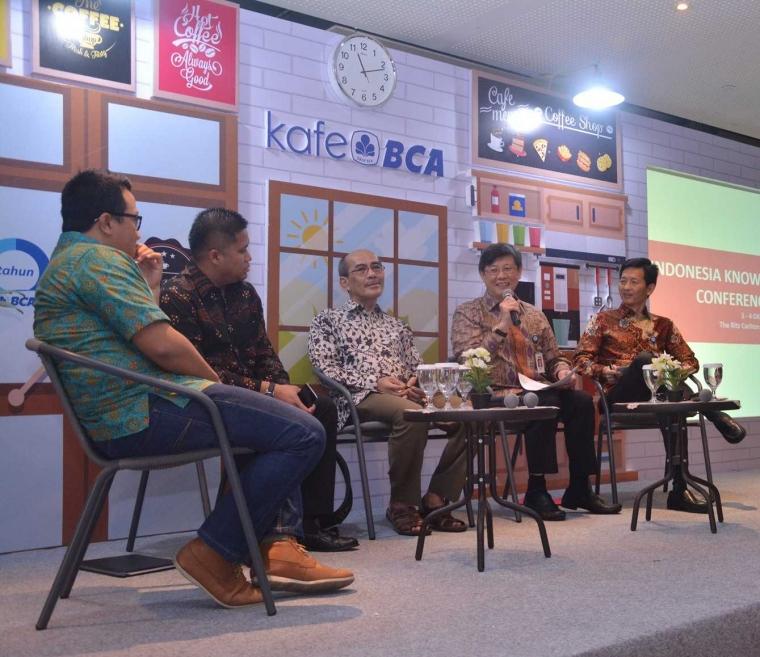 Fintech, Kolaborasi Bank, dan Pertumbuhan Ekonomi Indonesia