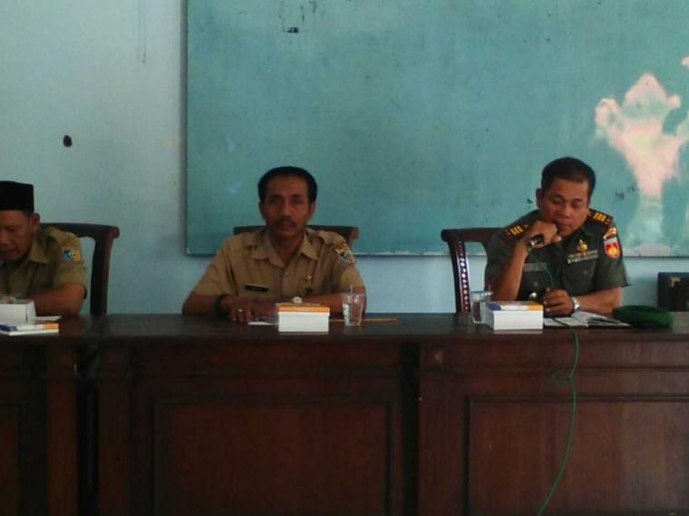 Koramil Jajaran Kodim 0716/Demak Siap Kawal Pilkades