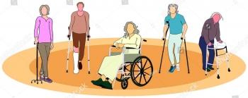65 Koleksi Gambar Orang Cacat Pakai Kursi Roda HD Terbaru