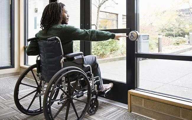 """Seperti Apakah Pintu untuk """"Disabled?"""""""