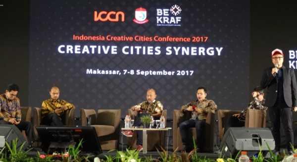 Jaringan, Sinergi dan Implementasi Kota Kreatif