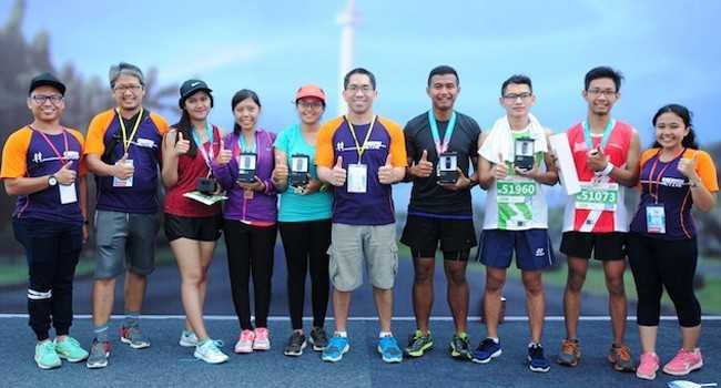 Olahraga Lari Memiliki Berbagai Manfaat Secara Tidak Langsung