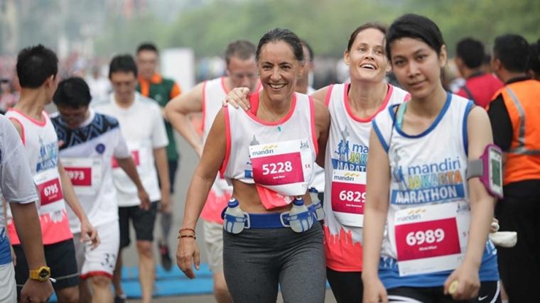 Lari: Cara Murah Kuasai Saham Bank Mandiri